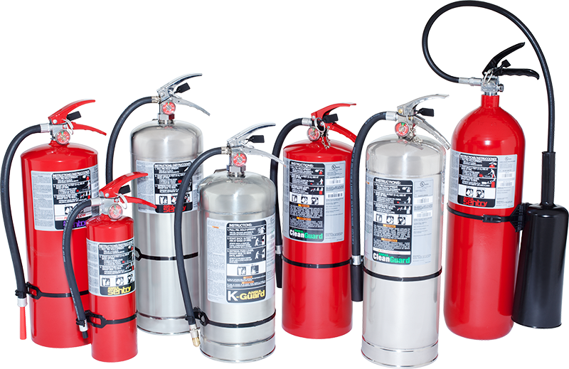 ansul fire extinguisher cabinet
