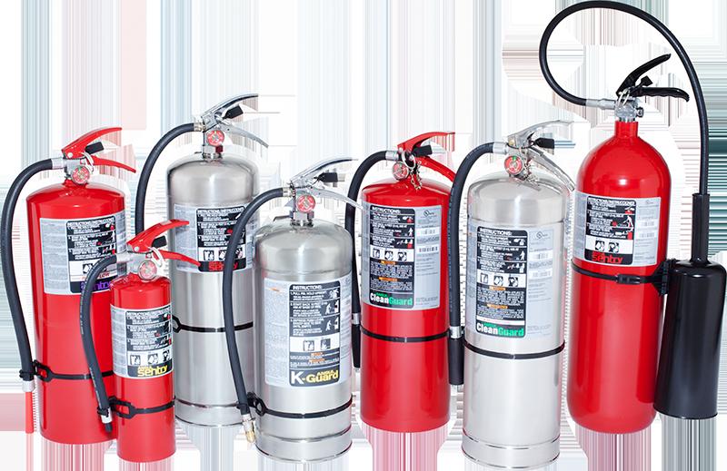 ansul fire extinguisher cabinet